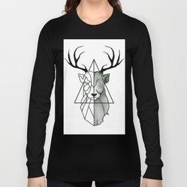 black patronus Long Sleeve T-shirt