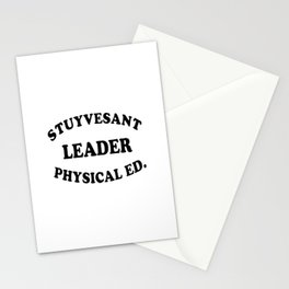 Stuyvesant Leader Physical Stationery Cards