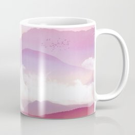 Candy Floss Mist Coffee Mug