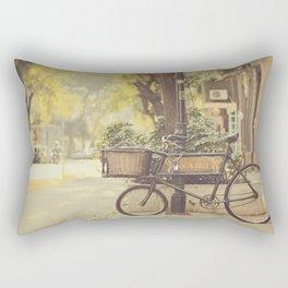 Bike I Rectangular Pillow