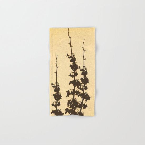 Florales · plant end 4 Hand & Bath Towel