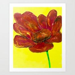 Eternal Blush Art Print