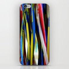wired3 iPhone & iPod Skin