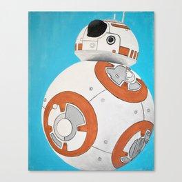 BB-8 Canvas Print