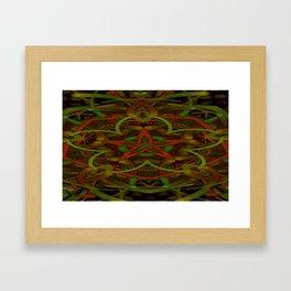 Hallucinogenic Knockwurst 5 Framed Art Print