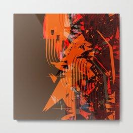 101117 Metal Print
