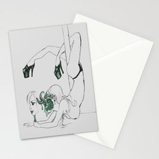monday night Stationery Cards