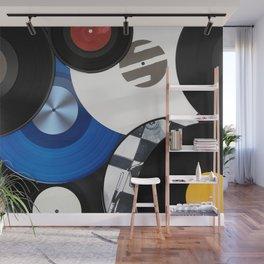 Vinyls Wall Mural