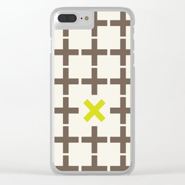 All plus - You multiply Clear iPhone Case