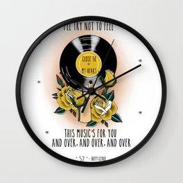 57 Wall Clock