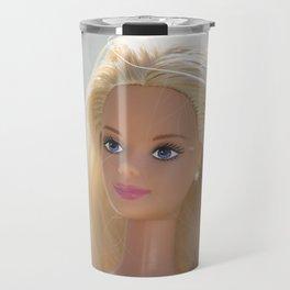 Summer Blonde Travel Mug