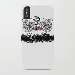The Sign of Jonah iPhone Case
