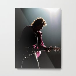 Joe Perry Metal Print