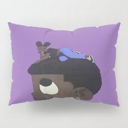 On My Mind Pillow Sham