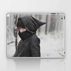 She was an assassin Laptop & iPad Skin