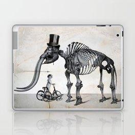 Mister Mastodon And Molly June Laptop & iPad Skin