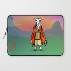 Year of the Goat Laptop Sleeve