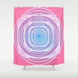 b.Rad_v3 Shower Curtain
