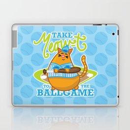 Take Meowt to the ball game!  Laptop & iPad Skin