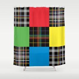 Degueulasserie | Digital Art Shower Curtain