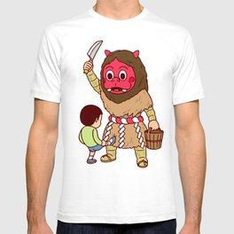 Baby Faced Namahage T-shirt