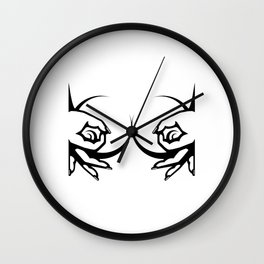 Memelons Wall Clock