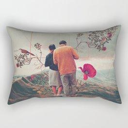 Chances & Changes Rectangular Pillow