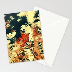 Cosmos in Abstract Stationery Cards