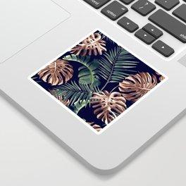 Tropical Garden - Night Sticker