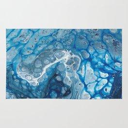 Blue Lava Rug