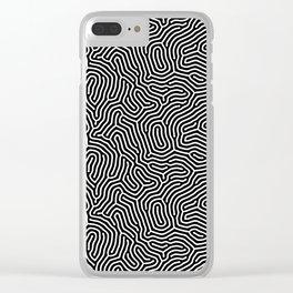 Indiana Elvan Clear iPhone Case