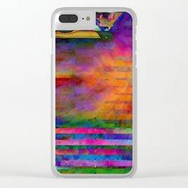 Aurarush Clear iPhone Case