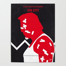 No304 My SIN CITY mmp Poster