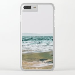 Serenity 3 Clear iPhone Case