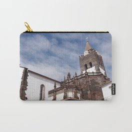 Cathedral of Our Lady of the Assumption in Funchal Madeira Carry-All Pouch