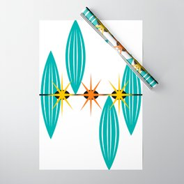 Mid-Century Modern Art 1.5 Wrapping Paper