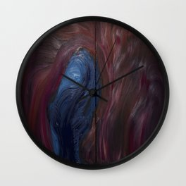 lifeform  Wall Clock