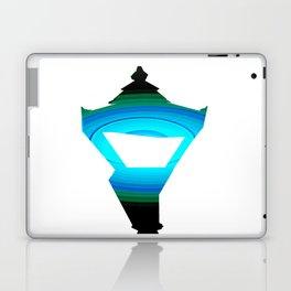 Concentric Lamppost  Laptop & iPad Skin