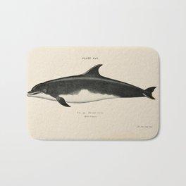 W Sidney Berridge - A Book of Whales (1900) - Figure 35: Common Bottlenose Dolphin Bath Mat
