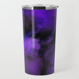 The blue saturation Travel Mug
