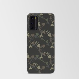 fish pattern Android Card Case