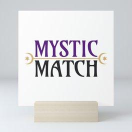 Mystic Match Mini Art Print