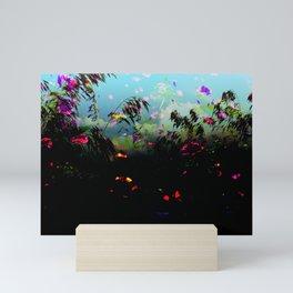 dark meadow Mini Art Print