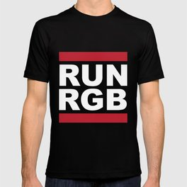 Run RGB T-shirt