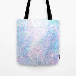 Snow Motion Tote Bag
