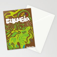 Colombian Style! Stationery Cards