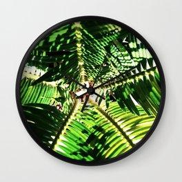 Sago Wall Clock