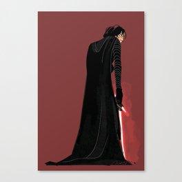 Dark Space Prince Canvas Print