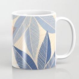 Modern Hawaiian Print II Coffee Mug