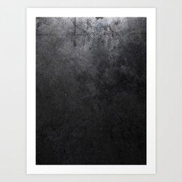 CONCRETE Art Print